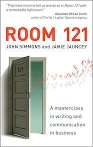 Room 121, John Simons and Jamie Jauncey